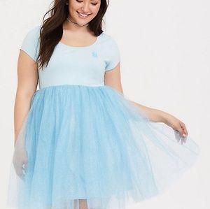 Torrid Disney tulle dress